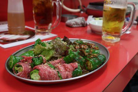 農家が教えるおいしい野菜の食べ方 ~万願寺とうがらし~