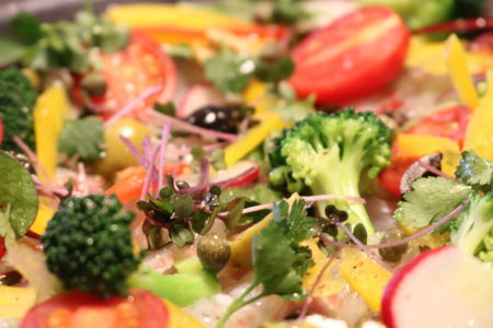 野菜を美味しく食べよう!〜珍しい野菜編〜