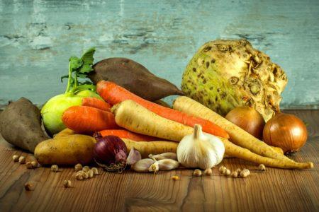 野菜の名前の由来を漢字表記から紐解く