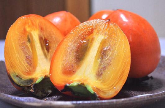 甘〜い美濃柿